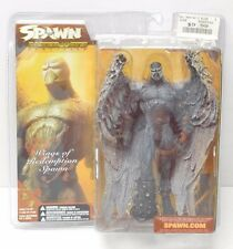 """Mcfarlane SPAWN """"Wings of Redemption"""" Action Figure NIP Toys 2002"""