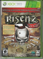 Risen 2 Dark Waters - Special Edition - XBOX 360  *NEW*