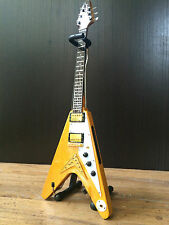 Albert King Flying V Electric Miniature Guitar - Free Shipping in US