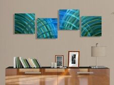 Contemporary Abstract Metal Wall Art Home Decor - Nature's Vision  by Jon Allen
