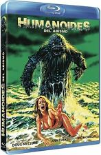 HUMANOIDS FROM THE DEEP (1980 Vincent Price)  -  BLU RAY - Sealed Region B