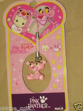 pink panther figure bag charm cell Phone Strap/ID/KeyChain Us un030
