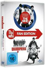 THE WHO Amazing Journey:The Story of The Who + Quadrophenia 3-DVD-BOX (englisch)