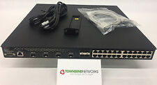 Brocade NetIron BR-CER-2024C-4X-RT-AC  ***Tested/Warranty***