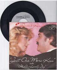 "Renee & Renato, Just one more kiss, G-/VG  7"" Single 999-171"