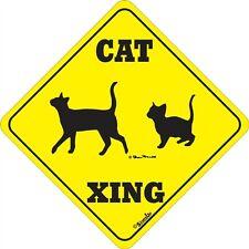 Cat Xing Sign