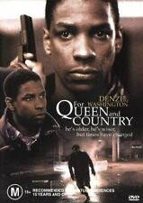 FOR QUEEN and COUNTRY Denzel Washington DVD R4