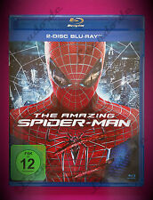 The Amazing Spider-Man (2-Disc) Spiderman 4 [Blu-ray]