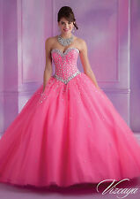 New Formal Prom Quinceanera Dress Party Ball Gown Wedding Dresses Custom Size