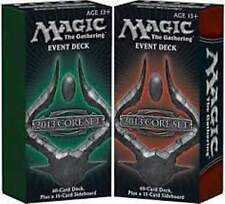 Magic the Gathering 2013 Core M13 Event Decks Sweet Revenge & Repeat Performance