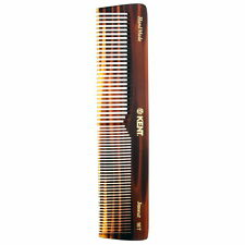 Kent 16T Handmade 188mm Extra Large Coarse Fine Toothed Dressing Comb NEW