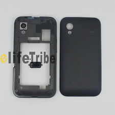 Full Housing Cover Case + Button for Samsung Galaxy ACE S5830 Black