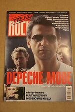 Teraz Rock 3/2006 Depeche Mode, Yeah Yeah Yeahs, Nosowska, Sepultura, Placebo