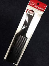 ANNIE FLAT TOP COMB HARD RUBBER #69