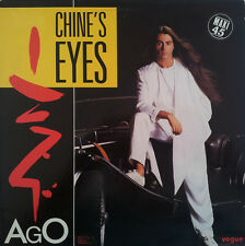 "Ago-Chine's Eyes 12""-ITALO DISCO RARITY!!!!!!!!!!!!!!!!!!!!!!!!!!!!!!!!!!!!!!!!!"