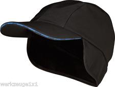 Softshell Cap Wintermütze Arbeitsmütze Kopfschutz Winter Cappy mit Ohrenschutz