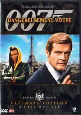 James bond, Dangereusement vôtre - Edition Ultimate 2 DVD