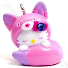 Hello Kitty Swarovski Elements Crystals Japan Limit Hokkaido Fox Pendant Charm