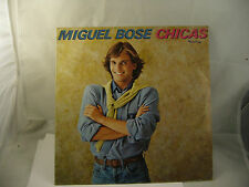 Miguel Bose, Chicas