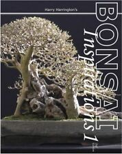 Bonsai Inspriations Vol 1 Book By Harry Harrington (English)
