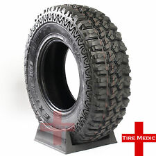 4 NEW MUD CLAW EXTREME M/T TIRES  285/75/16 285/75R16  2857516   LOAD E