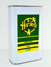 1 Ltr Can Horolene Ammoniated Clock Cleaning Solution