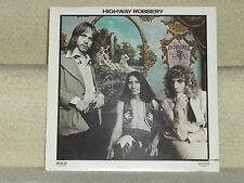 "HIGHWAY ROBBERY-""For Love Or Money""/SEALED original pressing/'72 U.S.hard rockLP"