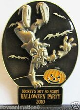 Disney Not So Scary Halloween Party Goofy as a Jester Only Pre Production PP Pin