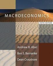 Macroeconomics by Andrew B Abel