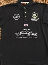 NEW POLO GEAR USA POMMERY PALM BEACH POLO TEAM AUTHENIC POLO PLAYER JERSEY S/m