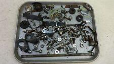 1982 Yamaha Maxim XJ1100 XJ 1100 Y459' misc parts bolts mounts brackets
