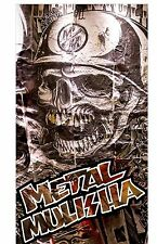 Truck Bed Decal - Metal Mulisha #1 - Striping Graphics Vinyl Graphics