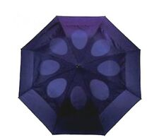 Windproof Umbrella / Vented Umbrella / Push Button / Double Canopy / Strap /hook