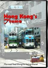 Hong Kong's Trams DVD NEW Highball doubledecker China trolley streetcars