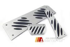 BMW AT Auto Performance Pedal Set + Footrest F10 F11 F12 F01 F02 F07 GT M5 pes3