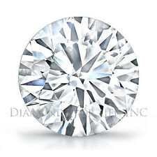 0.80 CT ROUND E VS2 GIA CERTIFIED NATURAL LOOSE DIAMOND 5.91x5.96x3.68MM