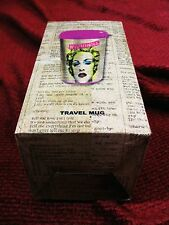 MADONNA SEALED Boy Toy CELEBRATION Album TRAVEL Coffee MUG CUP & PROMO BOX Set