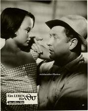 Original Kino Aushang Photo, Ein Leben für Do, von 1953