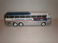 "1/43 BUS SILVER EAGLE 01 ""American Trails"" 1965"