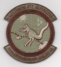 """USAF Patch 75th EXPEDITIONARY AIRLIFT SQUADRON, 3.5"""" Flight Suit Size"""