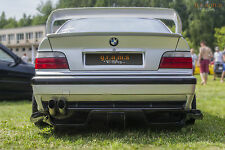 BMW E36 Carbon FIber Rear Diffuser / Undertray Racing Performance