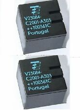 2pcs Tyco V23084-C2001-A303 Relay BMW 3-series, Z4, X3 GM5 Door Locks A403