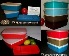 Tupperware Stow n Go cash box ~craft organizer ~sewing ~scrapbook ~Tuppercraft