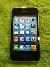 Apple iPhone 3gs - 16GB - Black (Factory Unlocked) tmobile att etc