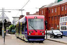 Midland Metro 05 Wolverhampton Tram Photo Ref P790
