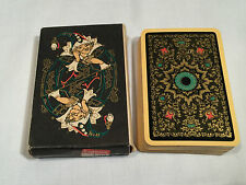 Vintage 1967 Russian/Soviet PALEKH PLAYING CARDS Full 56 Card Deck w/ Price Tag