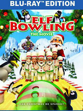 ELF BOWLING: THE MOVIE (Tom Kenny) - BLU RAY - Region Free - Sealed