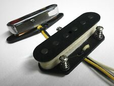 Telecaster Custom Hot Pickups SET Bridge 13k Neck 7,6k Hand Wound Fits Fender