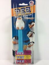 Skipper From Madagascar Penguins PEZ DISPENSER MOC NEW IN PACKAGE
