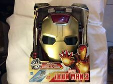 Iron Man 3 ARC FX Mission Mask with Lights,Sound and Missile Launch